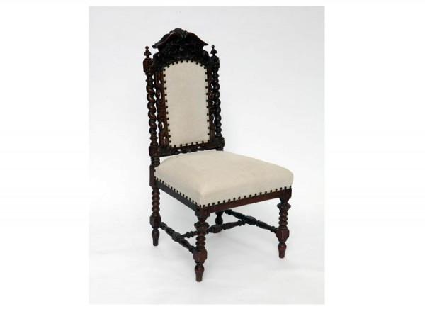 Throne Chair Lion English