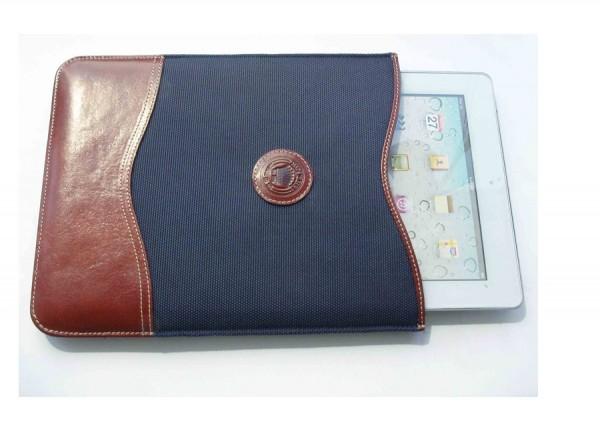 iPad Mini Sleeve Blue - Classic British Style