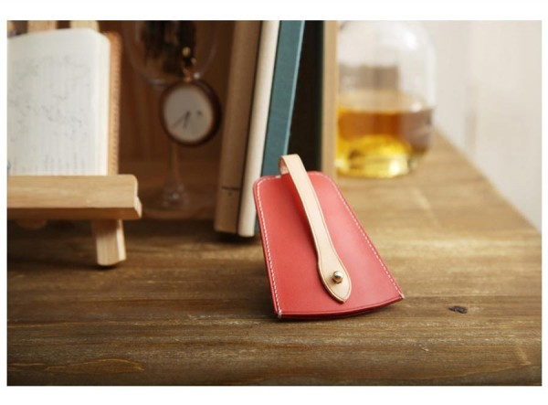 Key Holder Leather: - Classic British Style