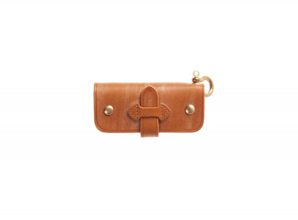 Key Holder : British Bridle Leather
