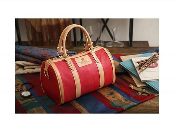 Boston Handbag - Classic British Style