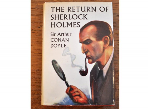 The Return of Sherlock Holmes Book by Sir Arthur Conan Doyle