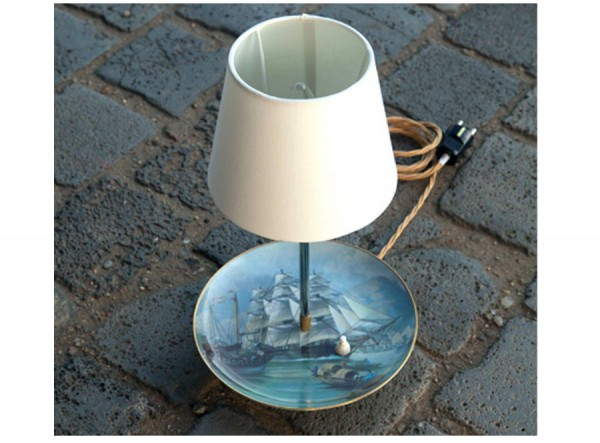 Table Lamp Seafaring Vintage