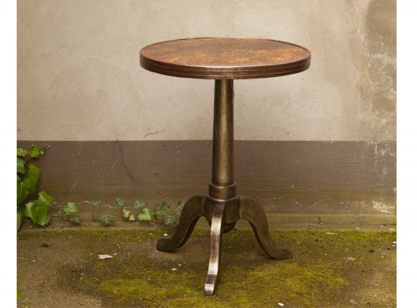 Table Bistro Brown Paris Antique